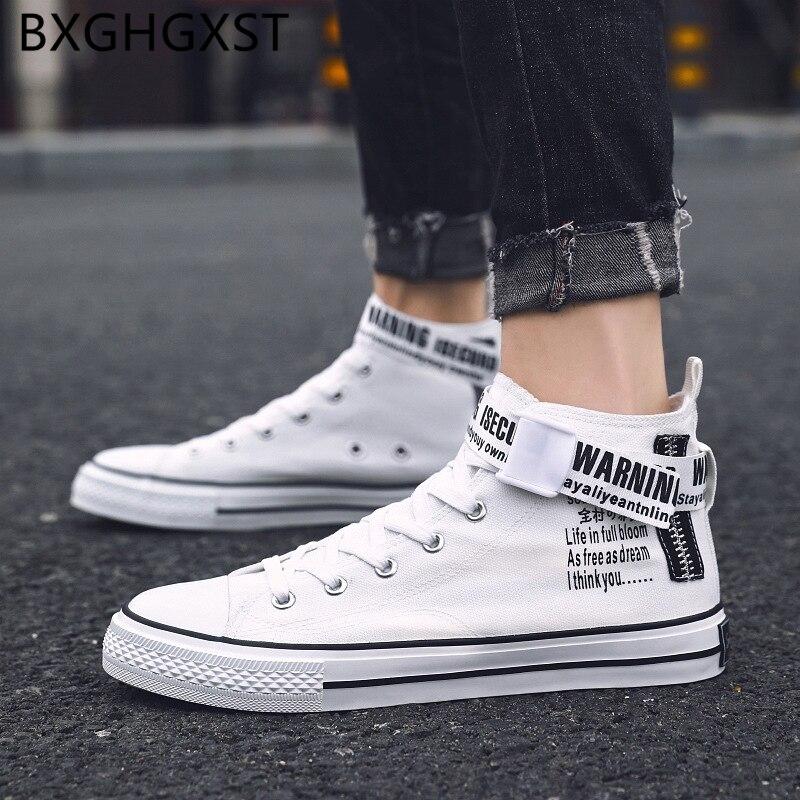 Skater Shoes Men 2020 Graffiti Hip Hop Men Canvas Shoes High Fashion Summer Mens Casual Shoes Hot Sale Krossovki Muzhskie Tenis Men S Casual Shoes Aliexpress