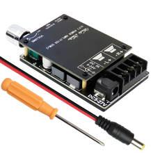 Плата hi fi цифрового усилителя звука tpa3116 bluetooth 50 Вт