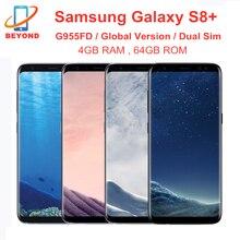 Samsung Galaxy S8 más Duos G955FD Dual Sim 4GB RAM 64GB ROM versión Global 6,2
