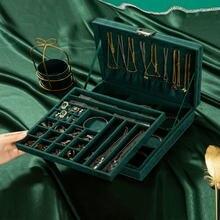 Шкатулка для хранения ювелирных изделий шкатулка в европейском