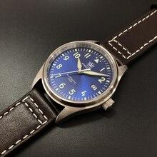 SD1940 Pilot Watch Sapphire NH35 Automatic Mechanical