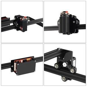 Image 3 - Twee Bomen Totem 30*40Cm Mini 2500Mw 5500Mw 2 Assige Cnc Laser Graveermachine Diy Graveur desktop Hout Router/Snijder/Printer