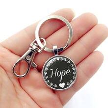 Wg 1 шт мечта Поверьте Надежда Любовь с драгоценными камнями