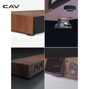 Image 5 - CAV TM1200A Bluetooth Soundbar TV Home Theater Surround Sound Soundbar Subwoofer Speaker Wireless Column DTS Base With Amplifier