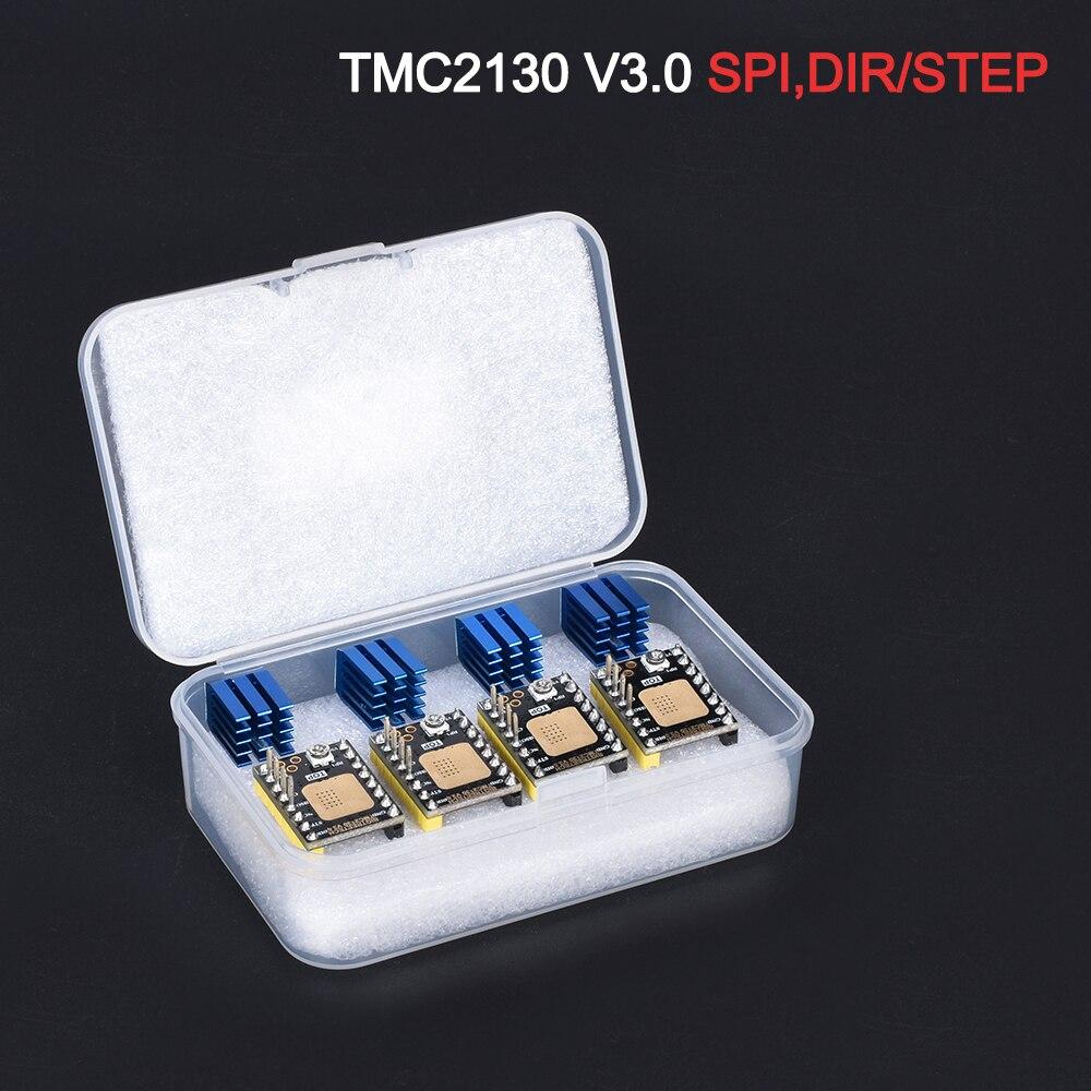 TMC2130 V3.0 Stepper Motor Driver Mute Driver Silent SPI Reprap A4988 Drv8825 TMC2208 SKR V1.3 PRO Ramps 1.4 3D Printer Parts