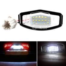 Accessoires de voiture, pour Acura TL TSX MDX Honda Civic Accord 1.8W 6000K blanc