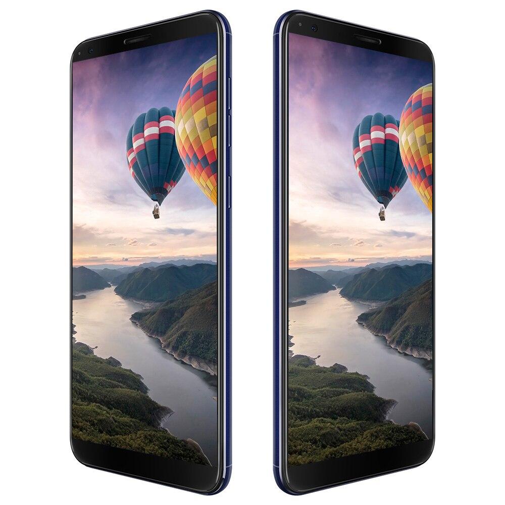 Refurbished CUBOT R11 3G Smartphone Android 8.1 2GB RAM 16GB ROM 5.5 Inch MTK6580 1.3GHz Quad Core Fingerprint Cellphones - 3