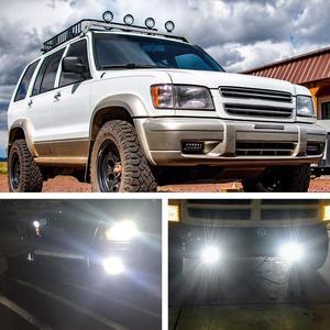 Image 5 - Projecteur de travail pour voiture lumière LED Bar, faisceau lumineux 12v 24v, pour tracteur tout terrain, pour Jeep ATV UAZ SUV 4WD 4x4, 27W 51W 48W