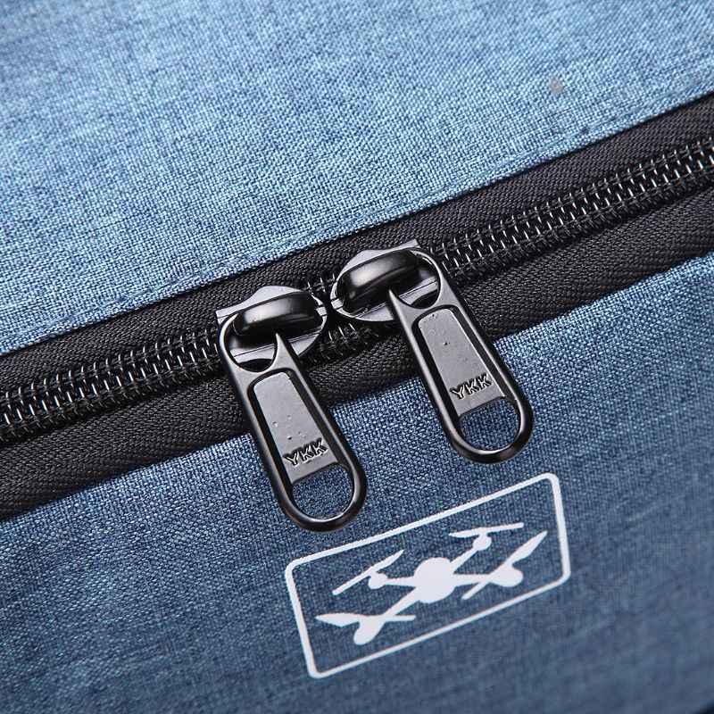ポータブルオックスフォード収納袋防水旅行バッグショルダーバッグキビドローン Feimei X8 SE 耐久性のあるハンドヘルバッグ