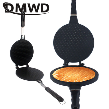 Non-stick Egg Roll Maker Parts Crispy Eggs Omelet Mold Baking Pancake DIY Baking Tools Waffles Cake Ice Cream Cone Pan Bakeware