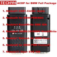 Yanhua Mini ACDP Programmering Master voor BMW Volledige Pakket met Module1/2/3/4/7/ 8/11 totaal 7 Vergunningen