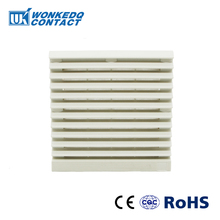 Cabinet Ventilation Filter Panel Set Shutters Cover Fan Waterproof Grille Louvers Blower Exhaust FK9804-300 Without