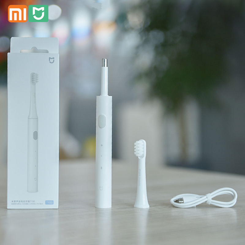 Xiaomi Electric Toothbrush Ultrasonic Automatic Toothbrush Waterproof Cleaning Adult Sonic Toothbrush USB Charging 5
