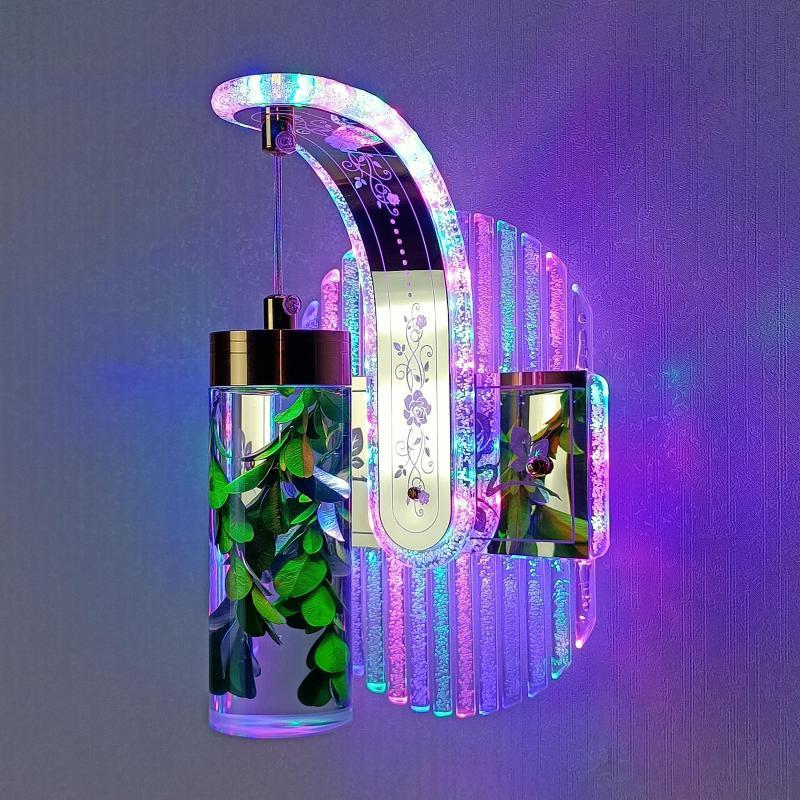 Новый прикроватный светодиодный настенный светильник, простые светильники для спальни, отеля, ванной комнаты, современный креативный наст...
