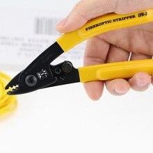 1 шт. экономичный инструмент для проводки зажим Cfs-3 США двухпортовые волоконные стрипперы/волоконные плоскогубцы ручной инструмент
