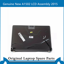 Genuine New Complete LCD Assembly for Macbook Pro Retina 13 inch A1502 LCD Screen Full Display Panel 2015 Tested