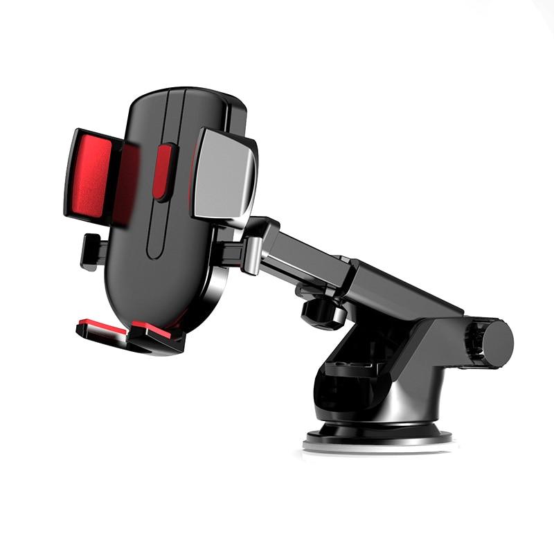 Купить универсальный автомобильный держатель для телефона iphone x