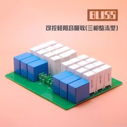 RC Resistance Capacitance Absorber (Three-phase Rectifier) Thyristor Protects the Import of RC-6Z(D) 1500A and Below