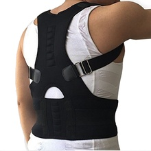 Adjustable Posture Orthopedic Shoulder Pain Waist Corset Belt Orthosis Treatment Back Support