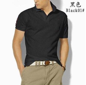 חולצת פולו קצרה גברים – מגוון גדלים וצבעים