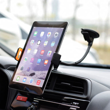 Phone Car Mount Holder Gooseneck Long Arm Windshield Mount for 7-11 inch Tablet Cell Phone Holder for SUV Truck Vehicle Mount cheap almxm Universal Support Wholesale