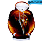 Hot Scary 3D Hoodies...