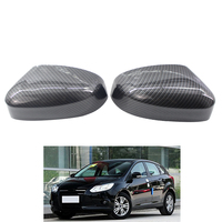 Replacement For Ford Focus MK2/MK3 Rearview Mirror Cover Trim Front Left Right Side BM5117K748AA BM5117K747AA