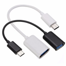 USB 3.1 To Type C OTG for iPhone for Android Phone Cable for