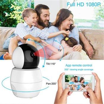 Smart Wireless Camera 1080P HDNetwork Telephone Wifi Camera Smart Home Detection Recorder IR Night Vision Auto Camera