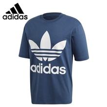 Original New Arrival Adidas Originals OVERSIZED TEE Men's T-shirts short sleeve Sportswear