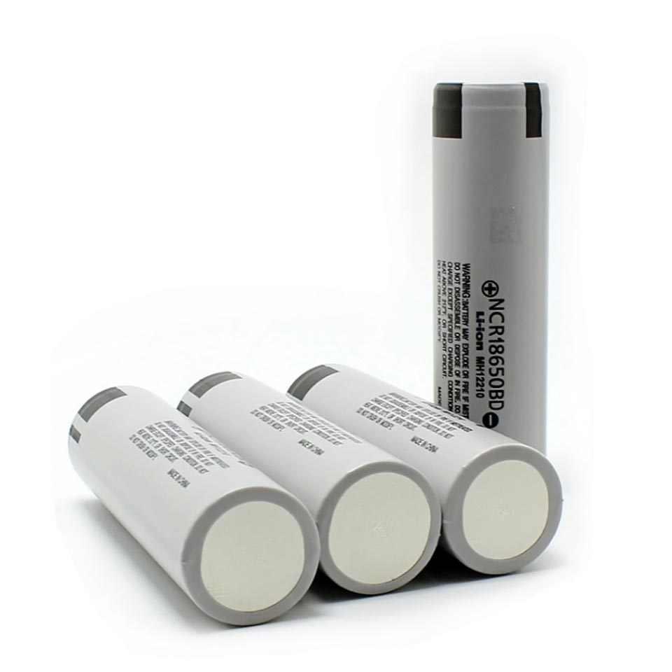 18650 بطارية NCR18650BD 3.7 فولت 3200 مللي أمبير قابلة للشحن ليثيوم أيون الطاقة عالية التفريغ 15A بطارية للبطارية حزمة أدوات كهربائية