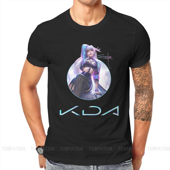 Evelynn ALL OUT K   DA 2020 Style TShirt League Of Legends LOL Top Quality Creative Graphic  T Shirt Stuff Hot Sale 1