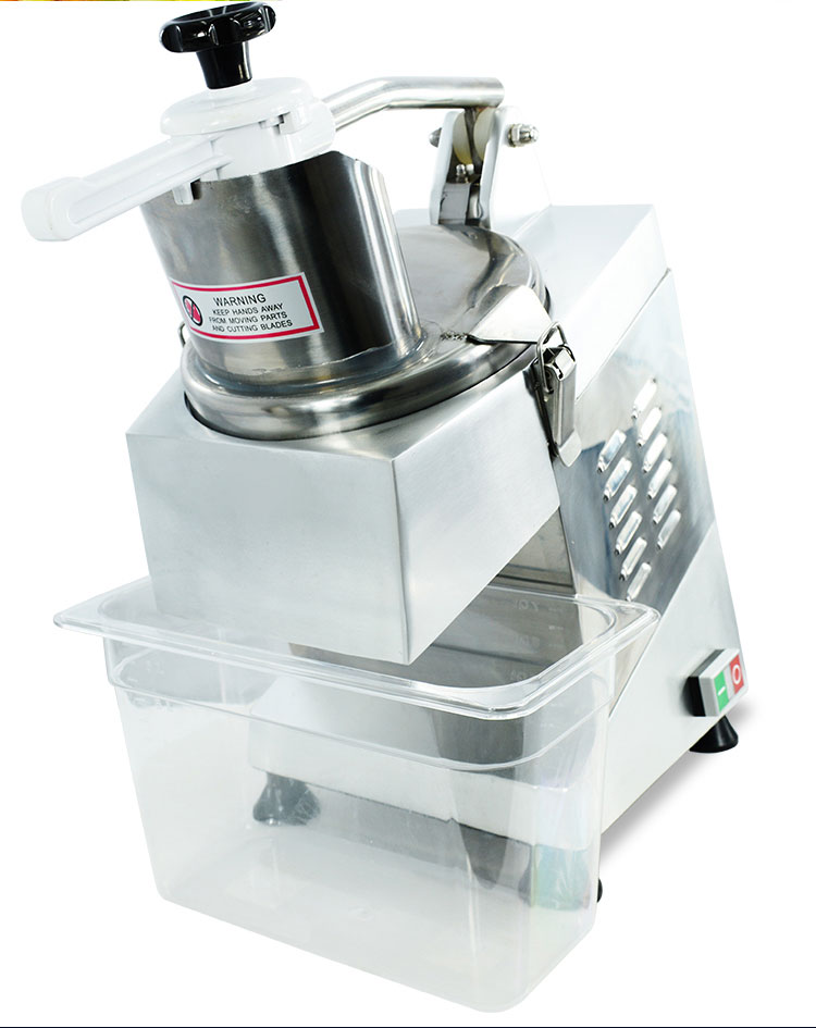 220V Brand New Electric vegetable chopper Commercial cutting machine