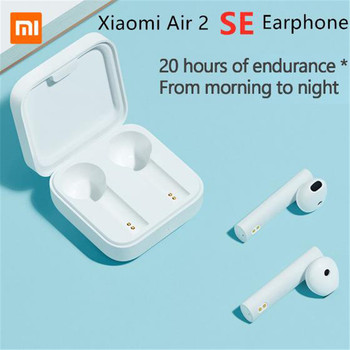 Xiaomi Air 2 SE Wireless Bluetooth Earphone AirDots pro Air2se TWS Headset ENC Touch Control Earbuds Tap Stereo Control Dual Mic