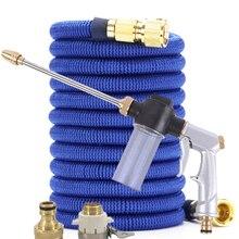 Magic Hose Nozzle Cleaning-Sprayer Flower Water-Gun Power-Washing-Machine Telescopic