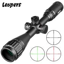 3-9X40 Riflescope Tactical Optical Rifle Scope Red Green Blue Dot Sight Illuminated Retical Sight Hunting Scopes