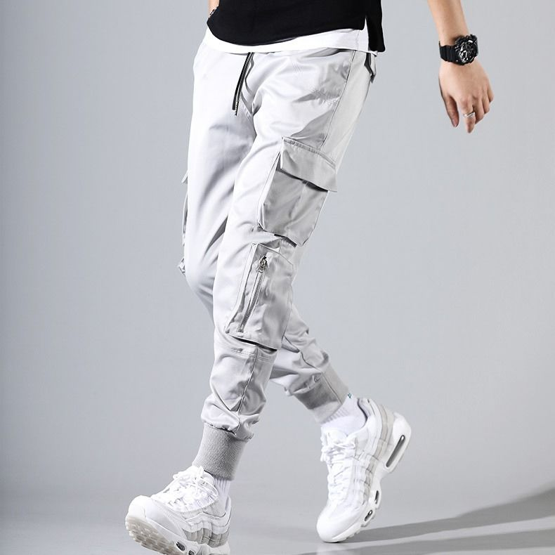 2020 Mens Fashion Splice Joggers Pants Camo Pants Cargo Pants Men Camo Pants Mens Trousers Plus Size M Xxxl 3xl Skinny Pants Aliexpress