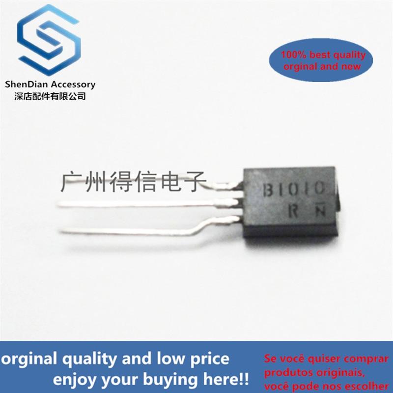 10pcs 100% New And Orginal 2SB1010 B1010 1010 TO-92L TRANSISTORS TO 92L TO-92LS MRT  In Stock