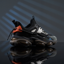 Sports women's shoes new Korean student street shooting increased casual women's shoes