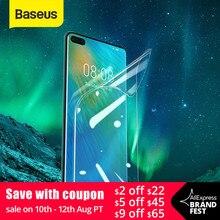 Baseus 2pcs Screen Protector Hydrogel Film for Huawei P40 P40 Pro+ Screen Protec