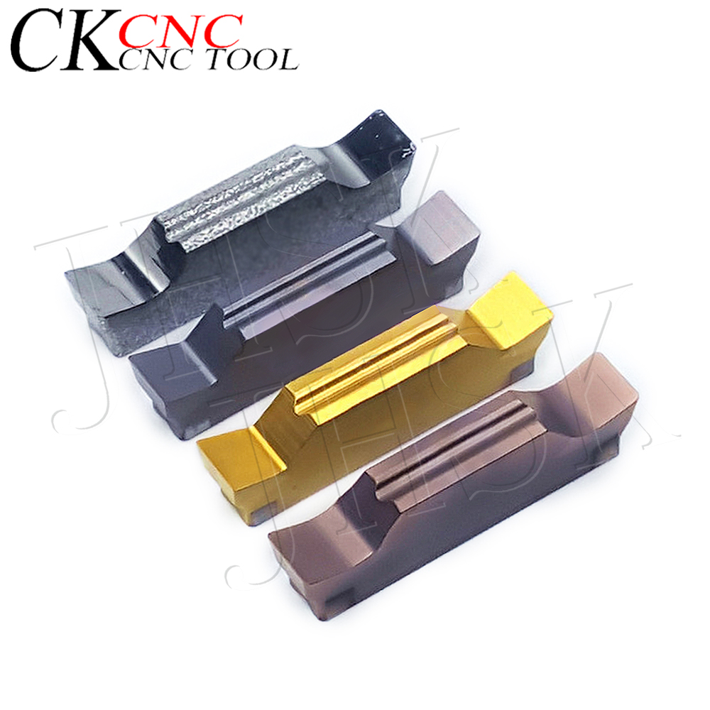 Insert 10PCS MGMN G MGMN M H01 NC3020 NC3030 PC9030 1.5mm 2mm 2.5mm 3mm 4mm slotted carbide insert CNC metal lathe cutting tools