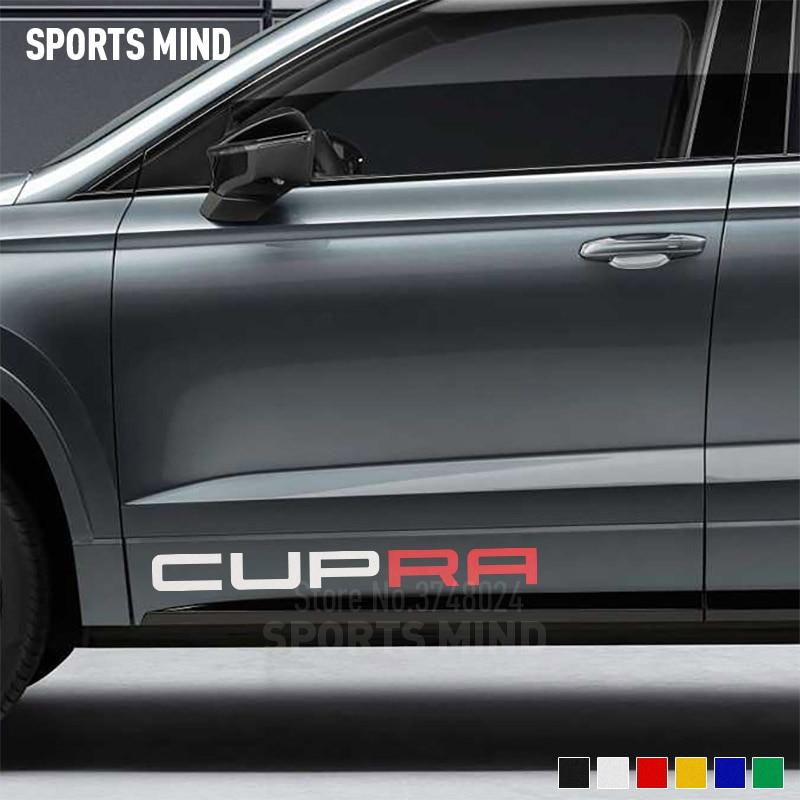 Because LEON Stickers Decals Window Bumper Windscreen Cupra R Seat FR