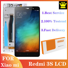 "5.0"" For Xiaomi Redmi 3S LCD Display Digitizer Assembly Touch Display Apply to Xiaomi Redmi 3S LCD Repair Parts LCD"
