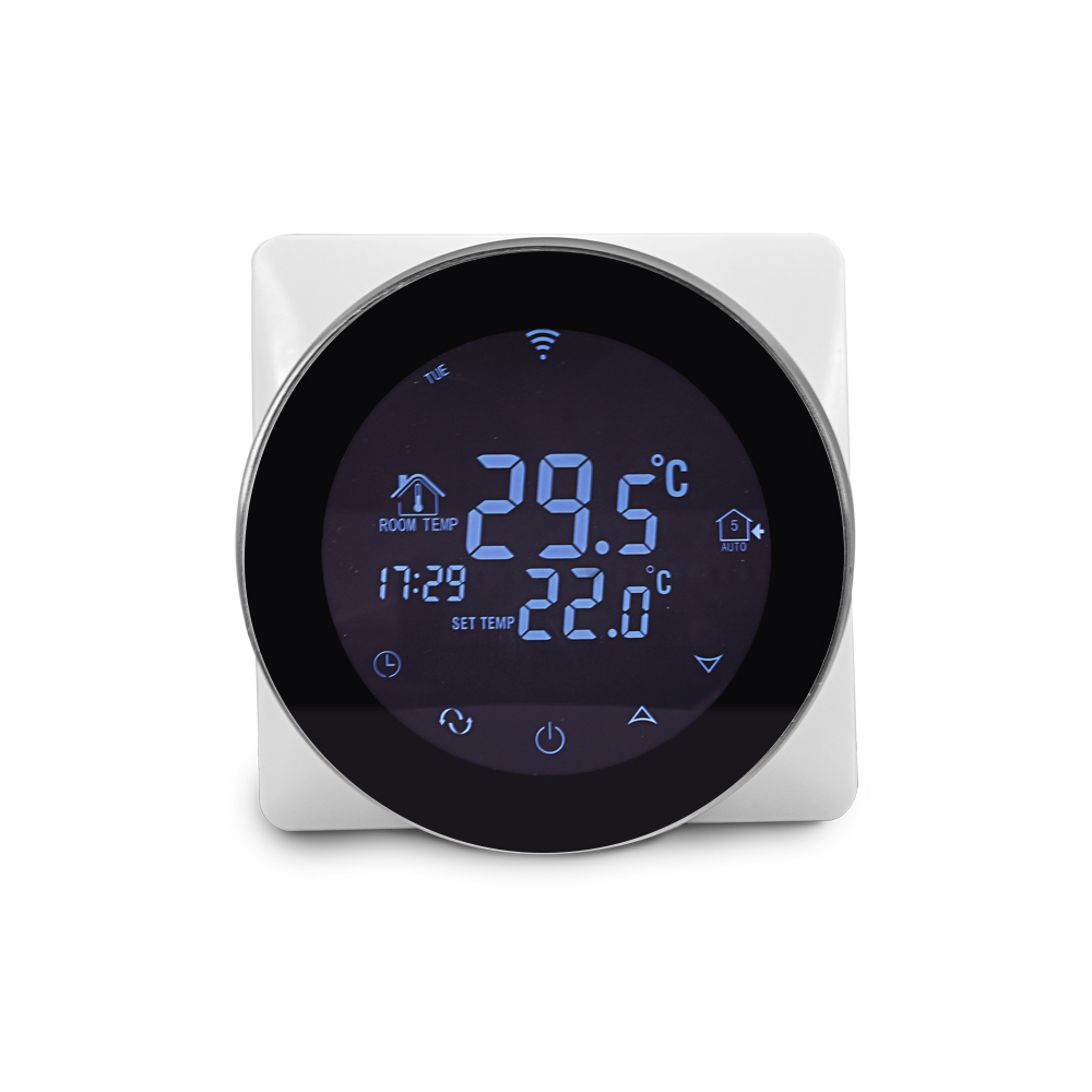 Wifi Smart Room 3A Water Heating System Floor Heating Temperature Controller Thermostat