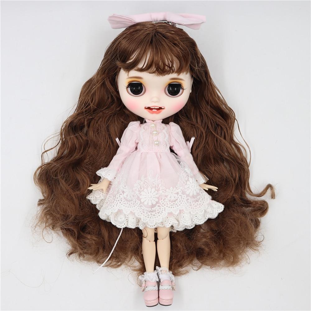 Neo Blythe Doll Elegant Princess Dress 2