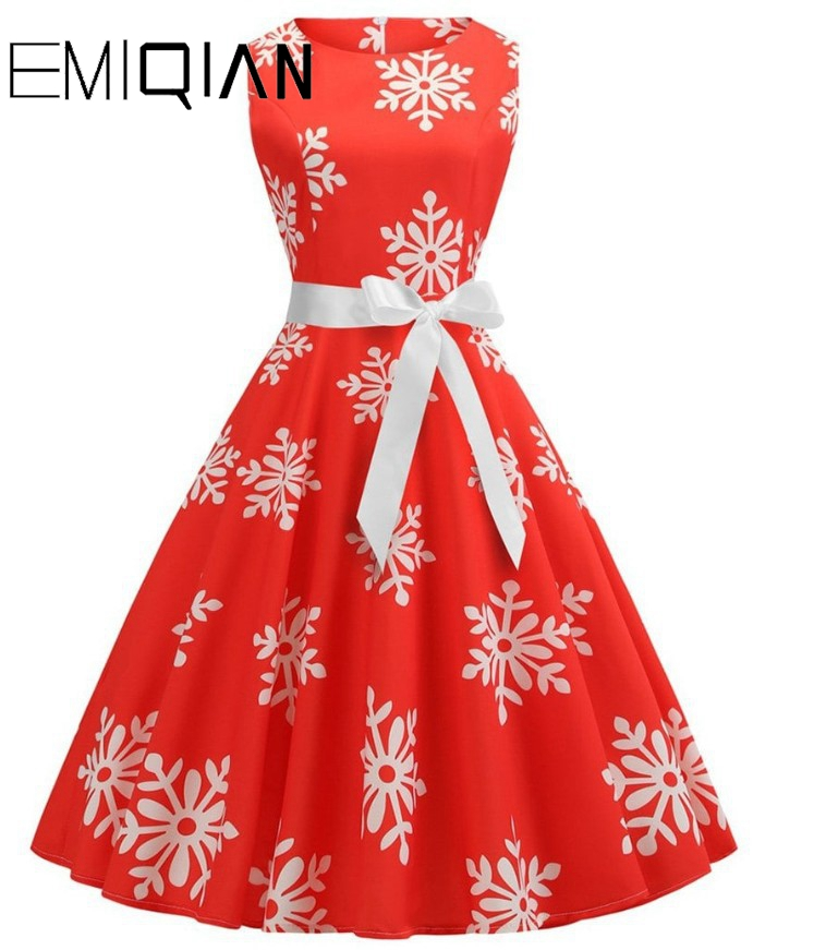 Image 5 - Fashion Women Floral Print Sleeveless Party Dress Simple Knee Length Print Graduation DressHomecoming Dresses   -
