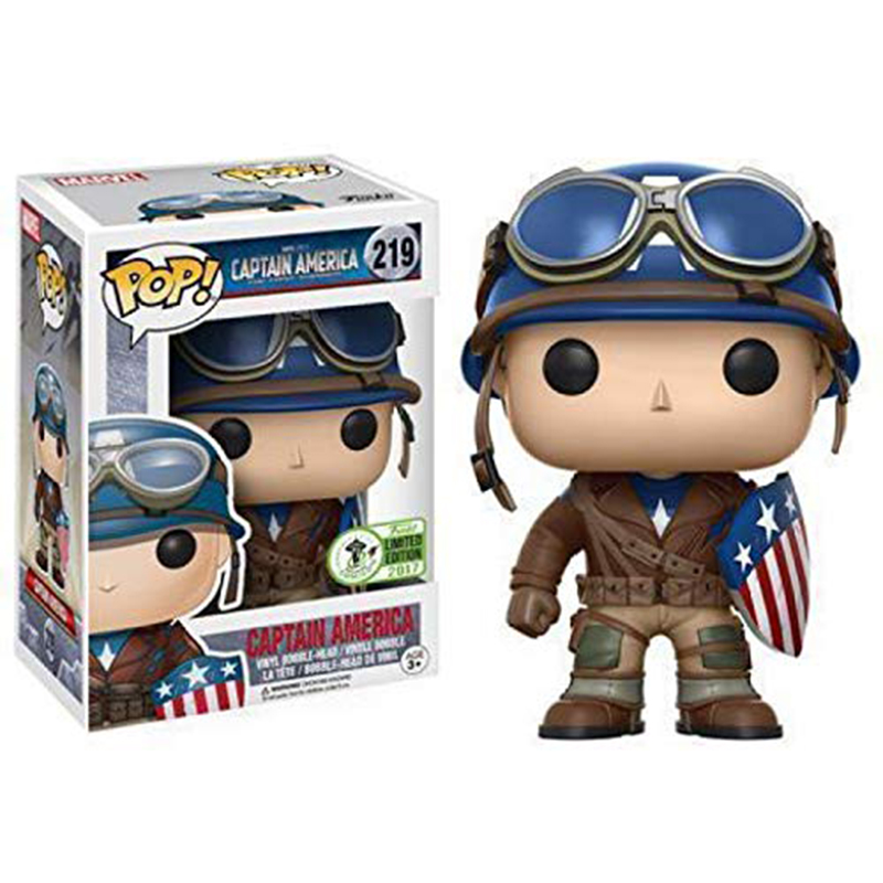 funko-pop-font-b-marvel-b-font-captain-america-super-hero-limited-model-figure-brinquedo-collectible-model-doll-toy-action-figures-toys