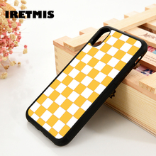 Iretmis 5 5S SE 6 6S Soft Silicone Rubber phone case cover for