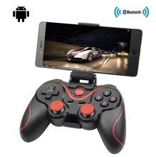 T3 X3 Wireless ג ויסטיק Bluetooth 3.0 משחקי Gamepad בקר משחקי שלט רחוק עבור Tablet PC אנדרואיד חכם טלפון נייד