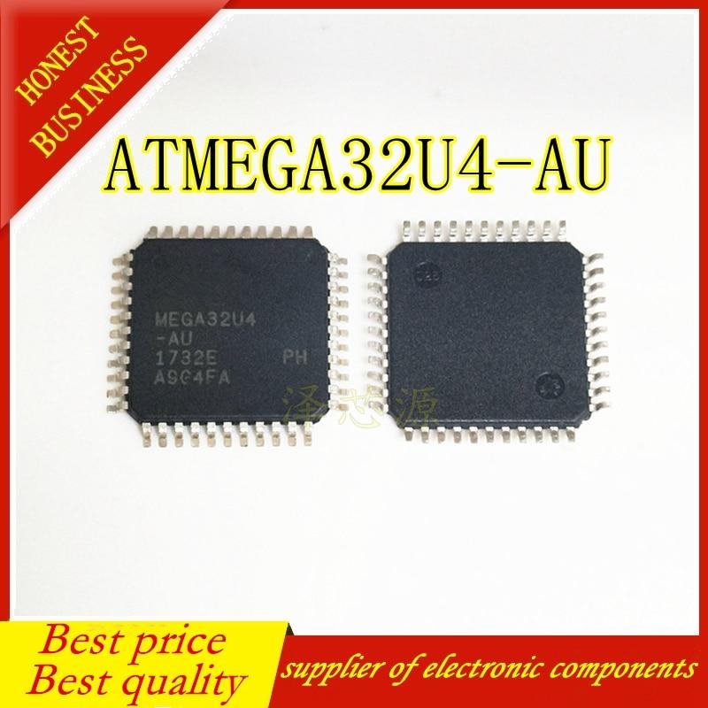 1PCS ATMEGA32U4-AU ATMEGA32U4 TQFP-44 IC In Stock!